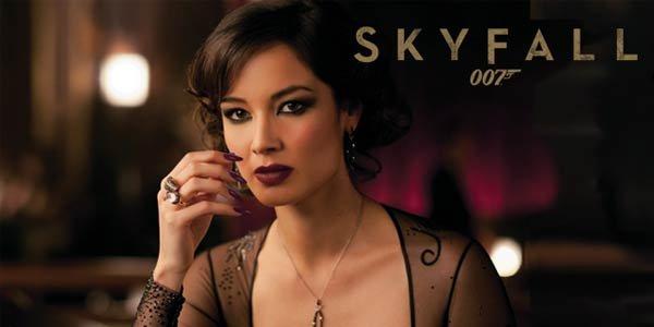 james bond girls skyfall - photo #2