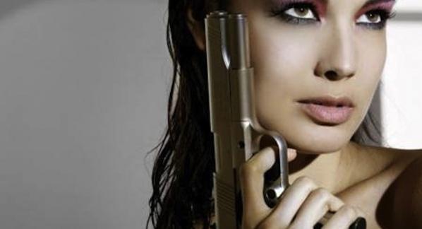 The Glamorous Skyfall Bond Girl